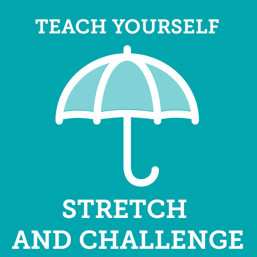 Teach Yourself Stretch and Challenge icon