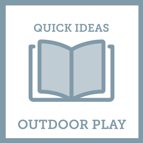 Quick Ideas Outdoor Play icon