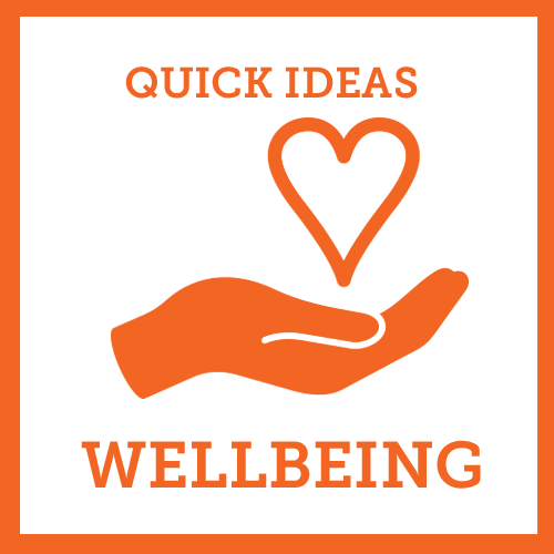 Quick Ideas Wellbeing icon