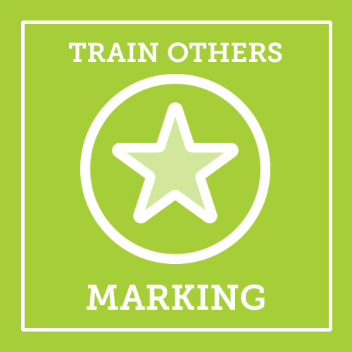 Train Others Marking