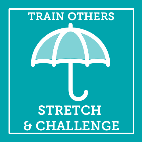 Train Others Stretch and Challenge